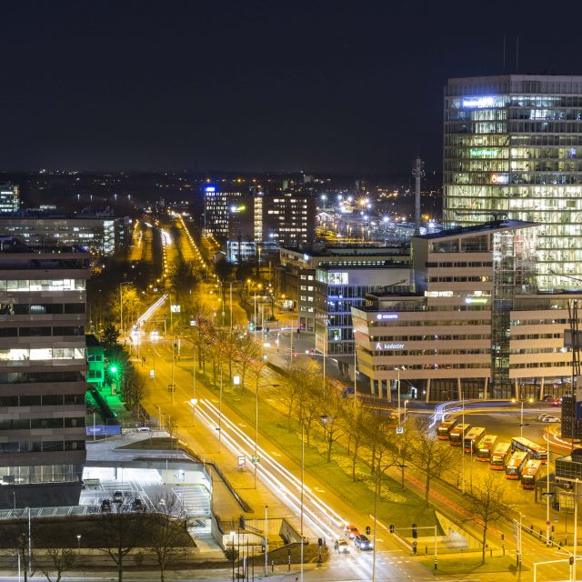 Eindhoven station fotografie
