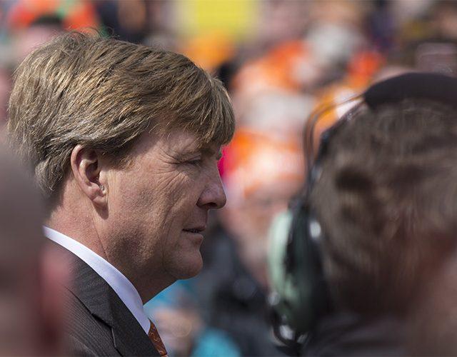 Koning Willem Alexander Koningsdag Tilburg 2017
