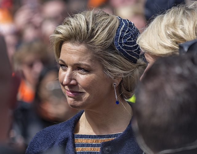 Koningin Maxima Koningsdag Tilburg 2017 interview