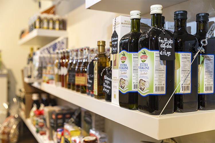 De Ster Kaas en Culinair olijfolie produkten
