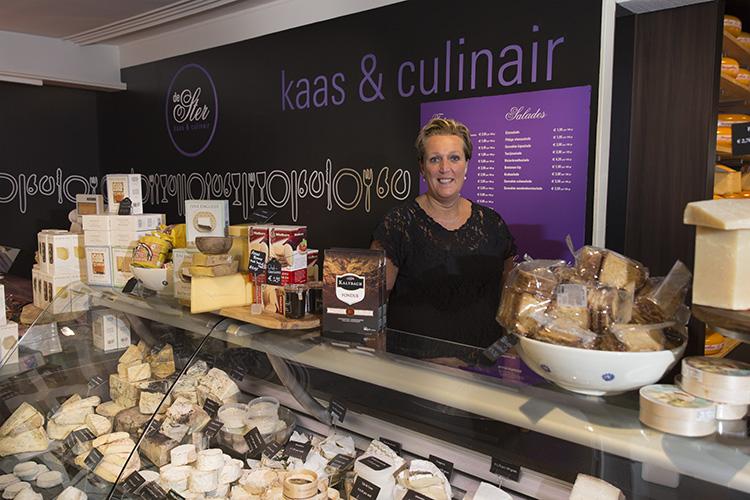 De Ster Kaas en Culinair portret Denise Stoof