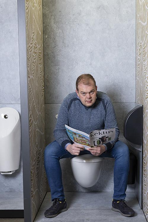 Kektus Magazine van Overbeek sanitair