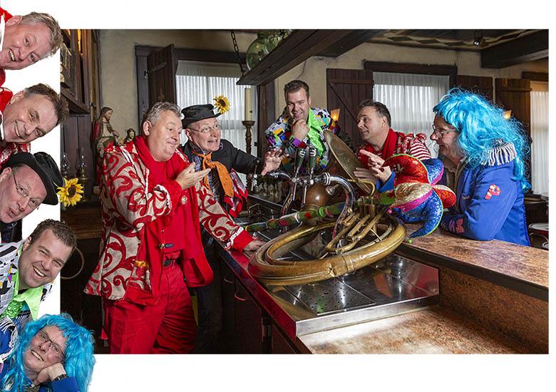 Kektus Magazine Carnaval As 't zoo moet